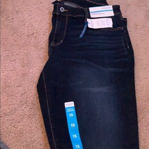 Brand new jeans never been worn